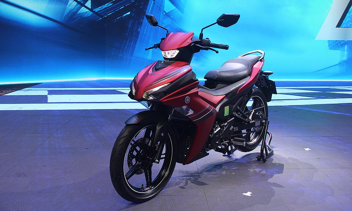 Yamaha Exciter 155 bản cao cấp.