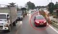 Những tài xế lái ôtô bằng tư duy xe máy