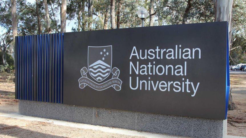Trường Đại học quốc gia Australia. Ảnh: ABC News.