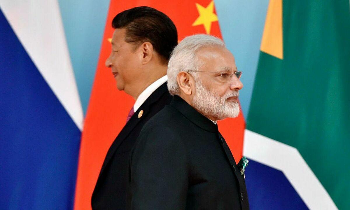 Rạn nứt phủ băng quan hệ Trung - Ấn 2021