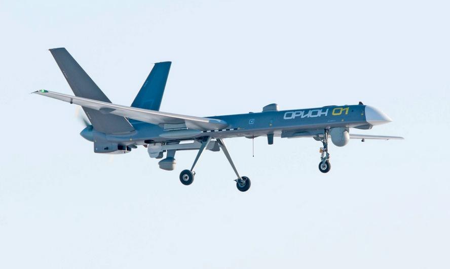 Nguyên mẫu Orion đầu tiên bay thử năm 2018. Ảnh: Kronshtadt Group.
