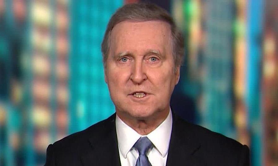 William Cohen, cựu thượng nghị sĩ đảng Cộng hòa. Ảnh chụp màn hình: CNN