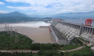 Đập Tam Hiệp lập kỷ lục sản lượng điện hàng năm
