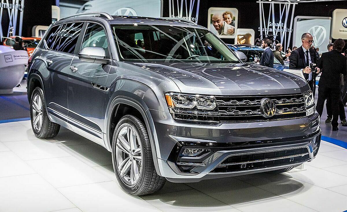 VW Teramont 2021. Ảnh: Pinterest
