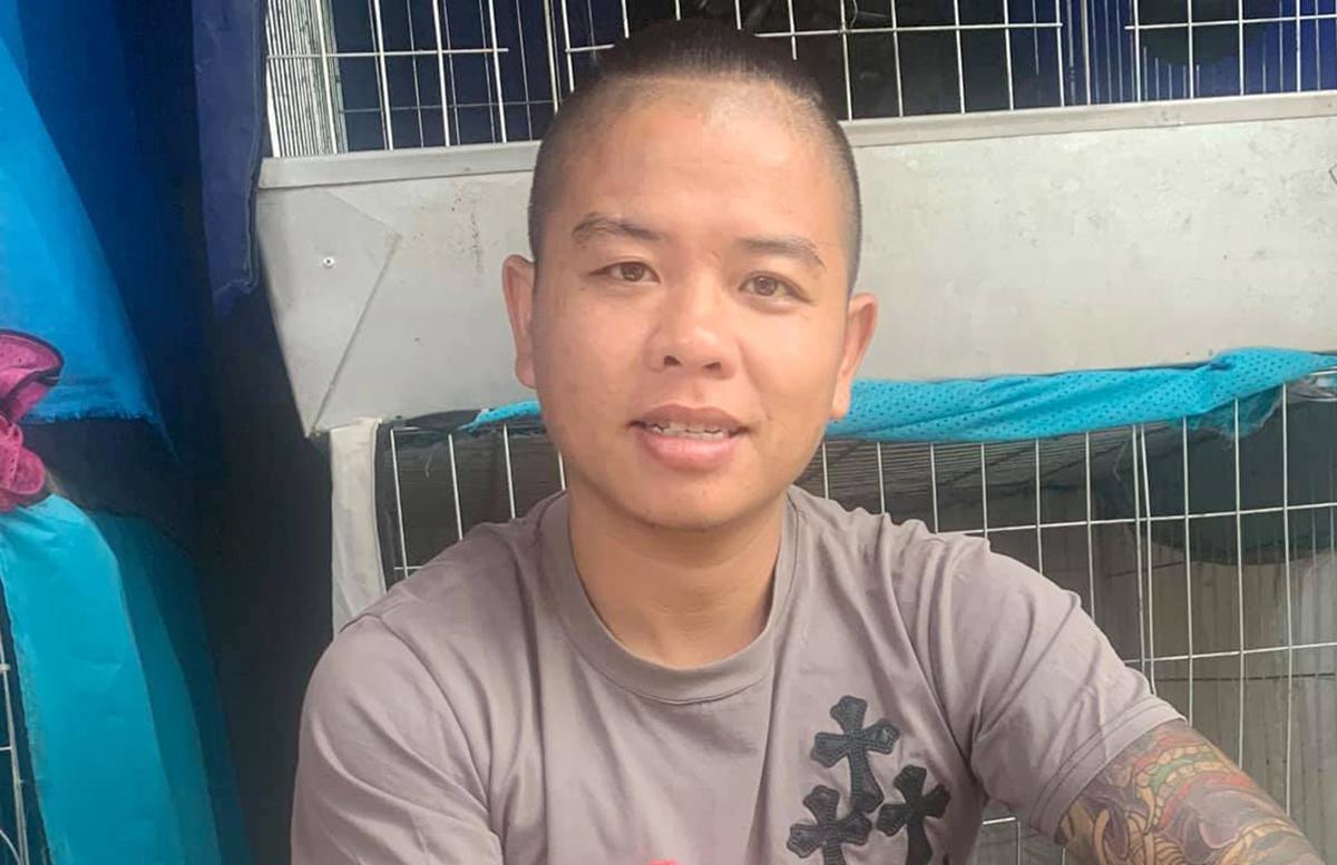 Thánh chửi Dương Minh Tuyền. Ảnh: Facebook nhân vật.