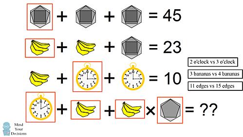 Bài toán tưởng dễ nhưng mỗi người mỗi đáp án - page 2