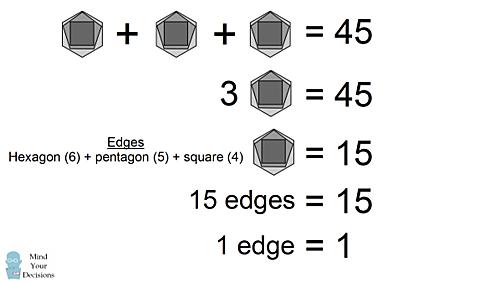 Bài toán tưởng dễ nhưng mỗi người mỗi đáp án - page 2 - 2