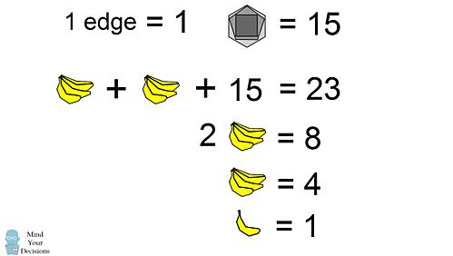 Bài toán tưởng dễ nhưng mỗi người mỗi đáp án - page 2 - 4