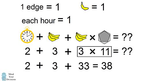 Bài toán tưởng dễ nhưng mỗi người mỗi đáp án - page 2 - 8