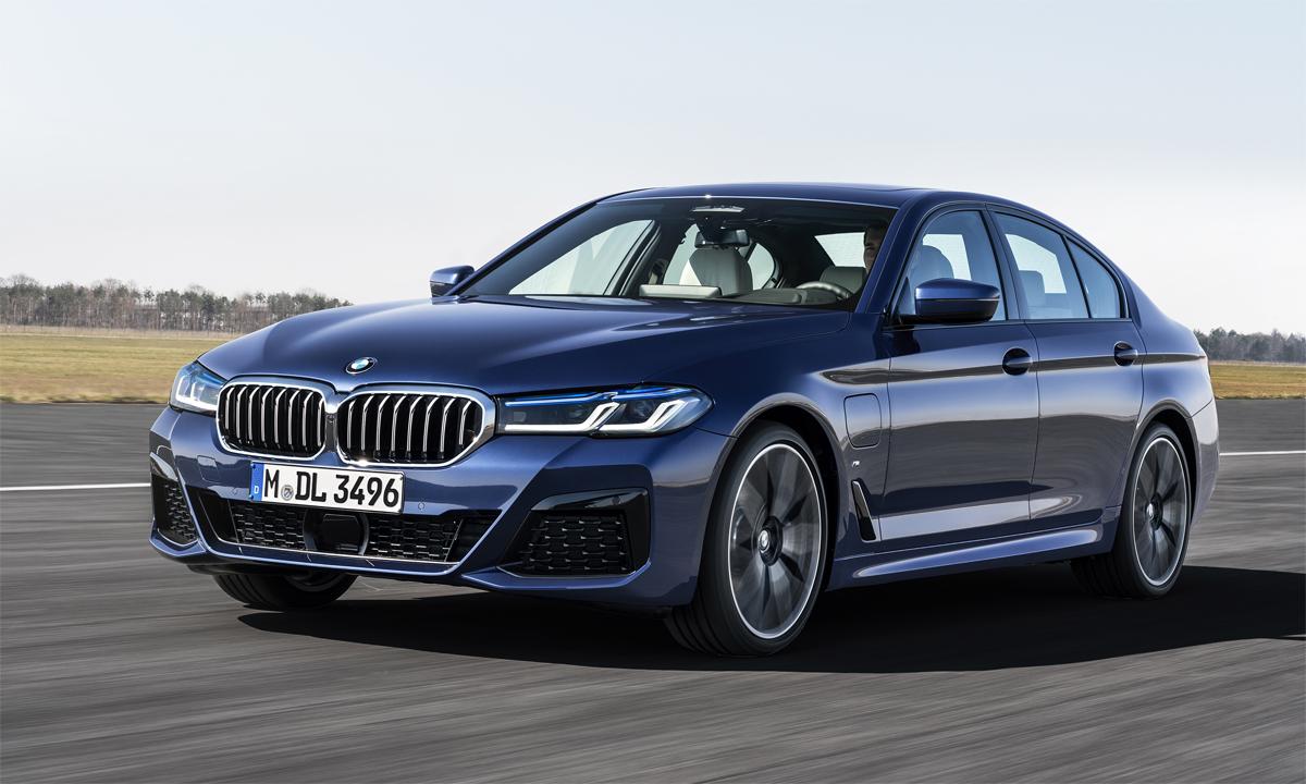 Doanh số của BMW tốt nhất thị trường xe sang Mỹ 2020. Ảnh: BMW