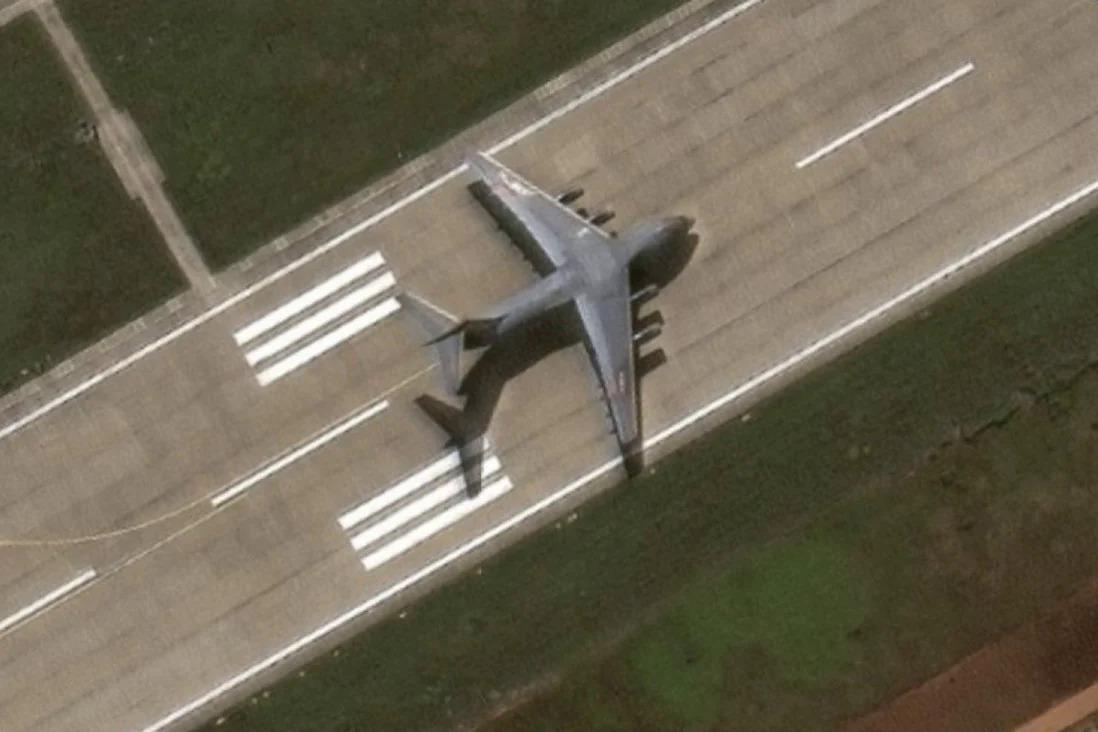 Chuyên gia: Trung Quốc lộ tham vọng khi điều máy bay Y-20 đến Trường Sa