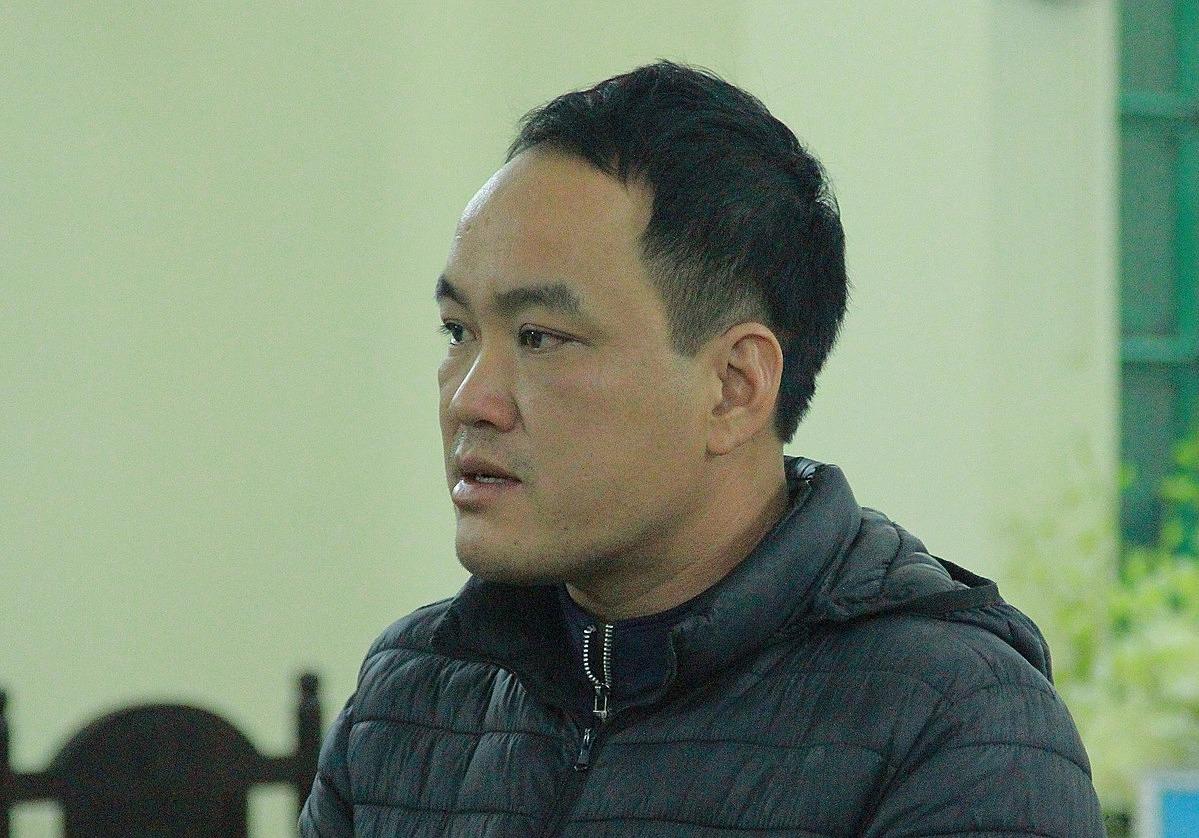 Bị cáo Lê Hoàng Lê. Ảnh: Thanh Xuân