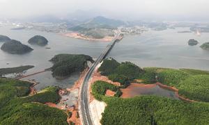 Tuyến cao tốc xuyên tỉnh dài nhất Việt Nam thành hình