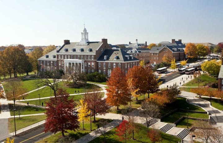Đại học Maryland Global Campus. Ảnh: Globalmaryland