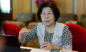 Bà Vũ Kim Hạnh: 'Không bảo vệ được thương hiệu là thất bại đau đớn'