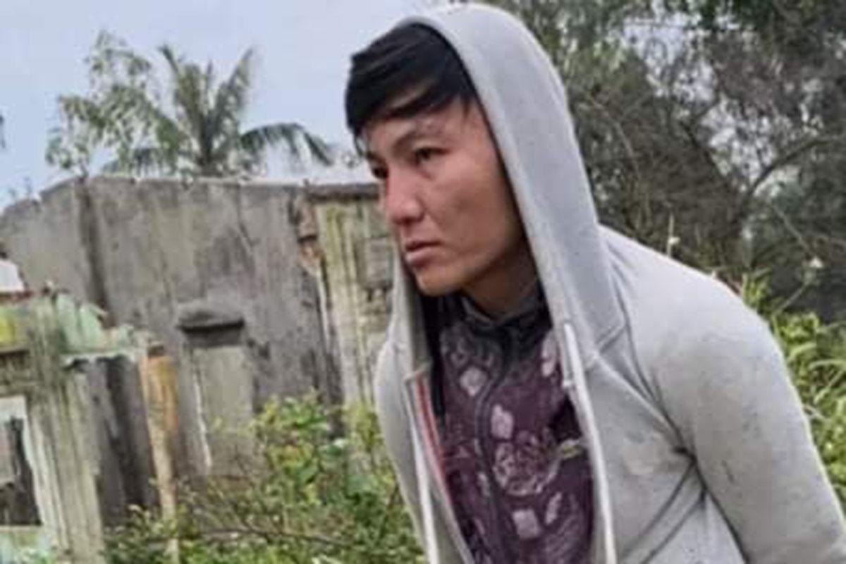 Hung thủ Nguyễn Tuấn. Ảnh: Nam Hà.