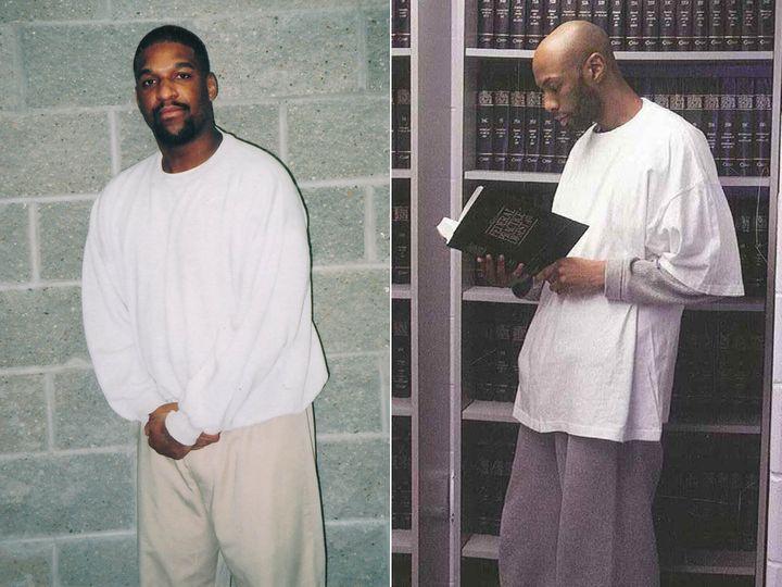 Corey Johnson (trái) và Dustin Higgs, hai tù nhân liên bang cuối cùng bị xử tử trước khi Tổng thống đắc cử Joe Biden nhậm chức vào tuần tới. Ảnh: Huffington Post.