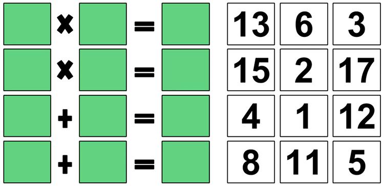 Bốn thử thách Toán học - 4