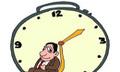 Người Nhật từng bị chê không đúng giờ