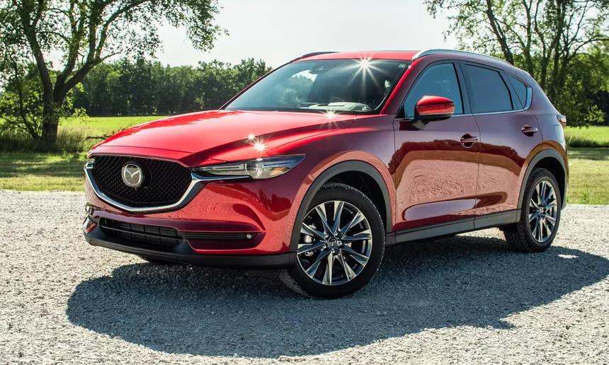 Mazda CX-5 2019 - đời xe duy nhất dùng động cơ SkyActiv-D tại Mỹ. Ảnh: CNET