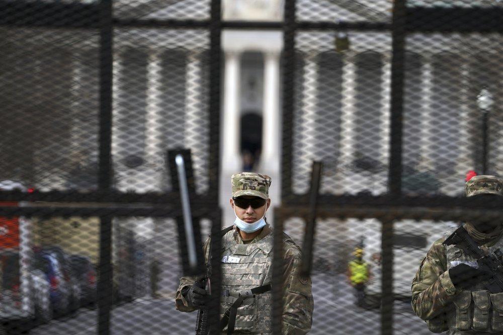 Vắng lặng trước lễ nhậm chức Biden