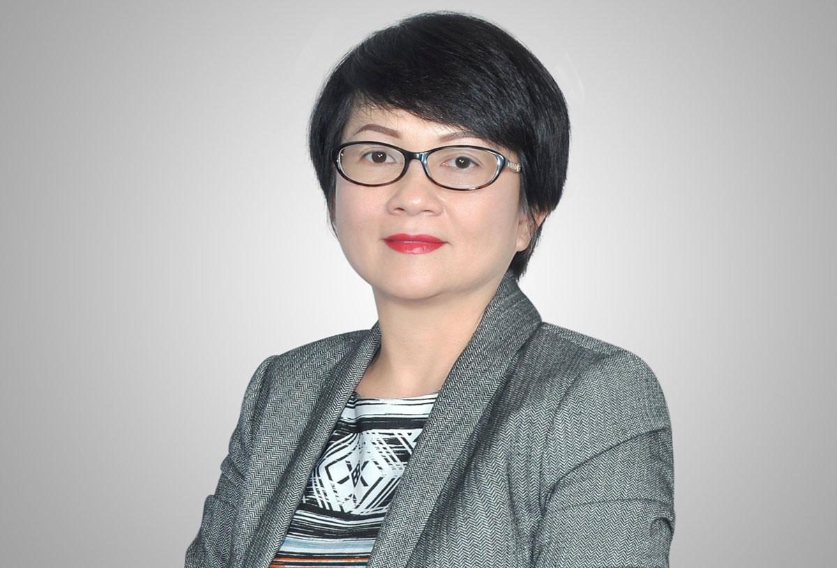 Chị Phạm Xuân Hương, đang làm Strategic Marketing Director tại công ty dược. Ảnh: Nhân vật cung cấp.
