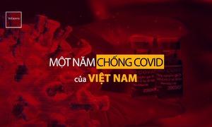Hai đợt Việt Nam khống chế Covid-19
