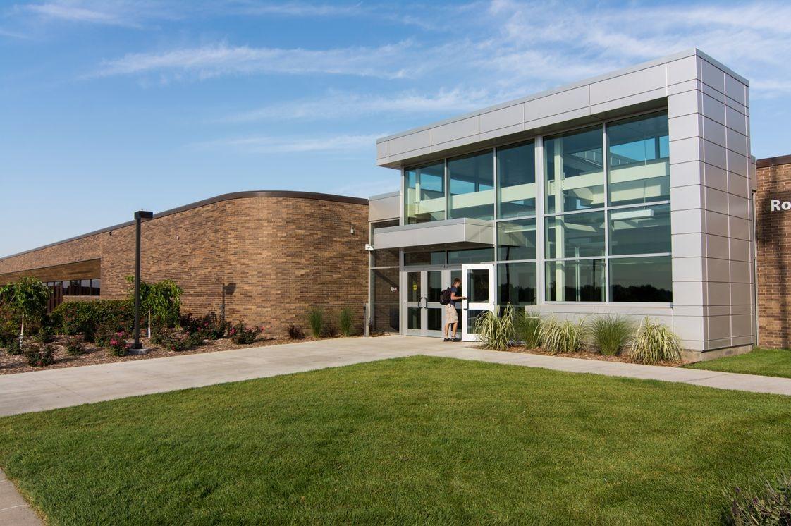 Trường Cao đẳng Công nghệ Tây Iowa, bang Iowa, Mỹ. Ảnh: Community Colleges.