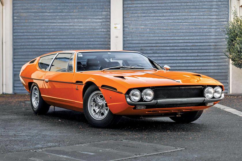 Những chiếc Lamborghini ít người biết tới
