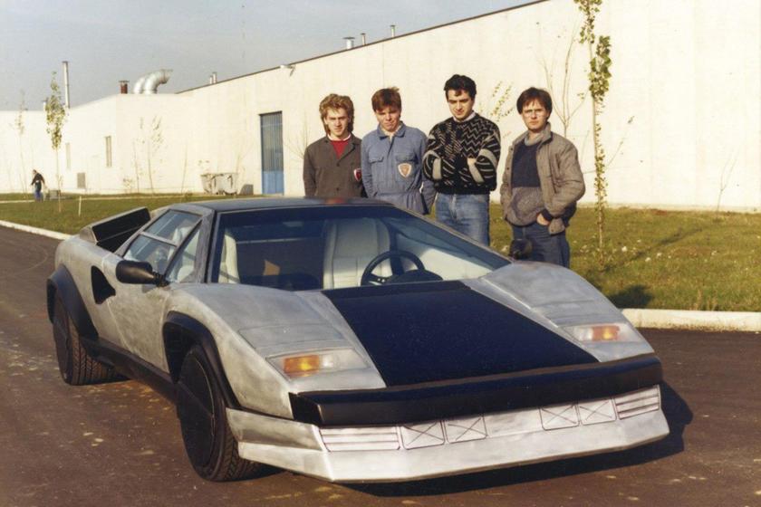 Những chiếc Lamborghini ít người biết tới - 16