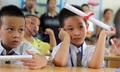 Trẻ lớp 1 chỉ cần học văn hóa một học kỳ