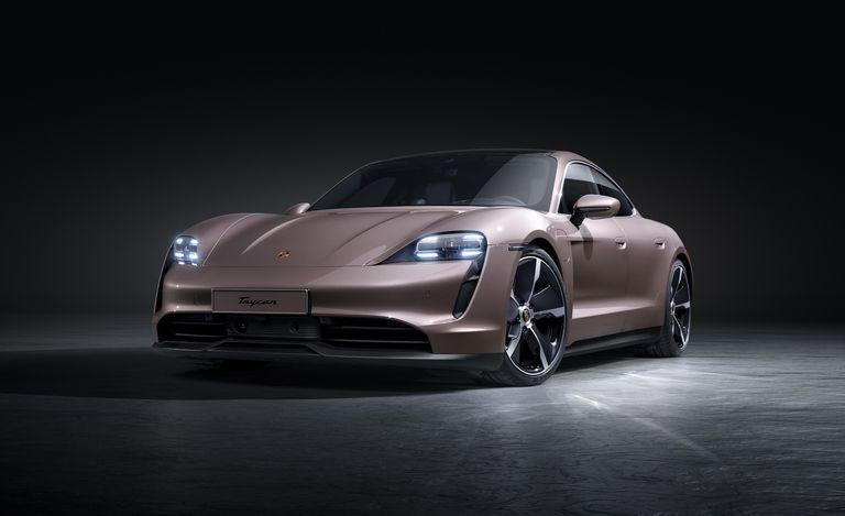 Mẫu Taycan thế hệ mới. Ảnh: Porsche