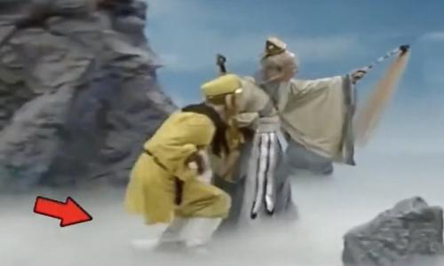 Loạt tình tiết phi lý trong phim Trung Quốc - 2