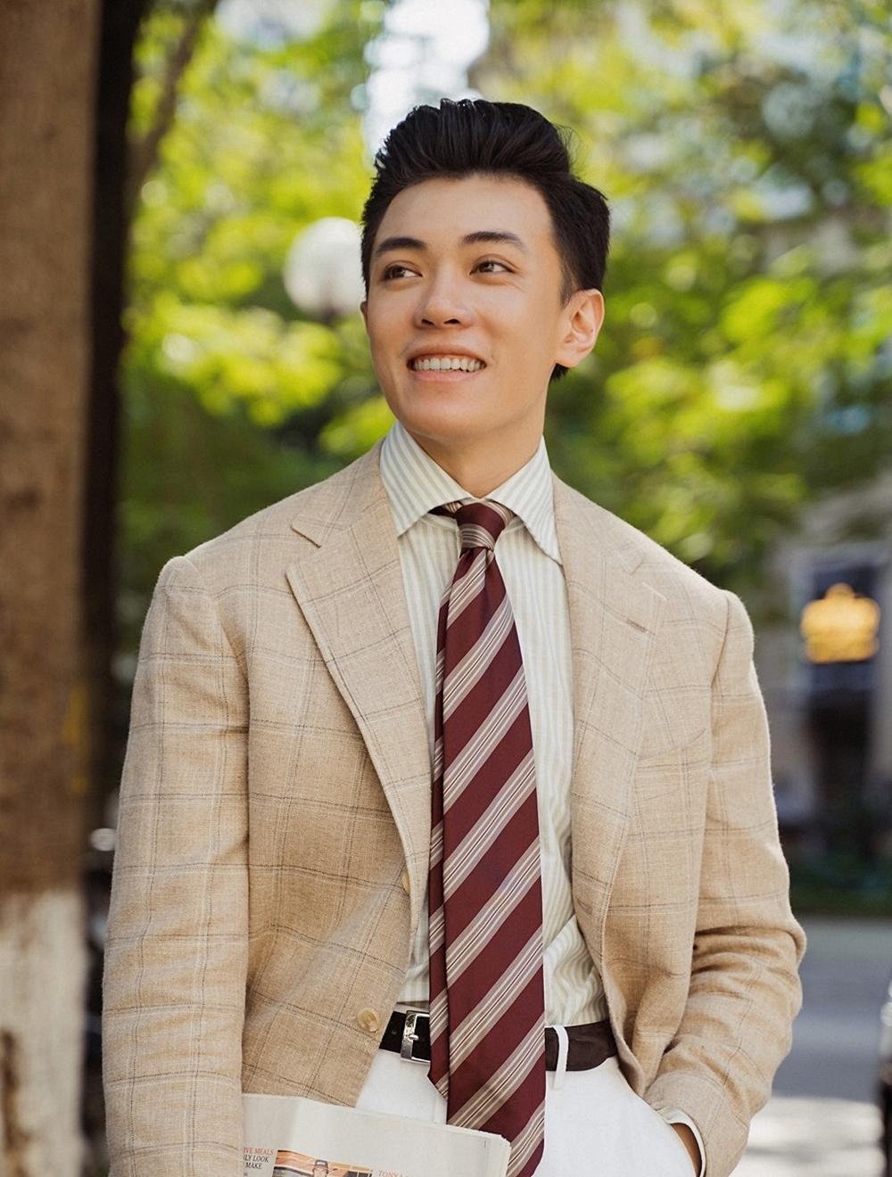 Đặng Trần Tùng, người Việt Nam đầu tiên đạt 9.0 IELTS ở cả hai hình thức thi trên giấy và máy tính. Ảnh: Nhân vật cung cấp