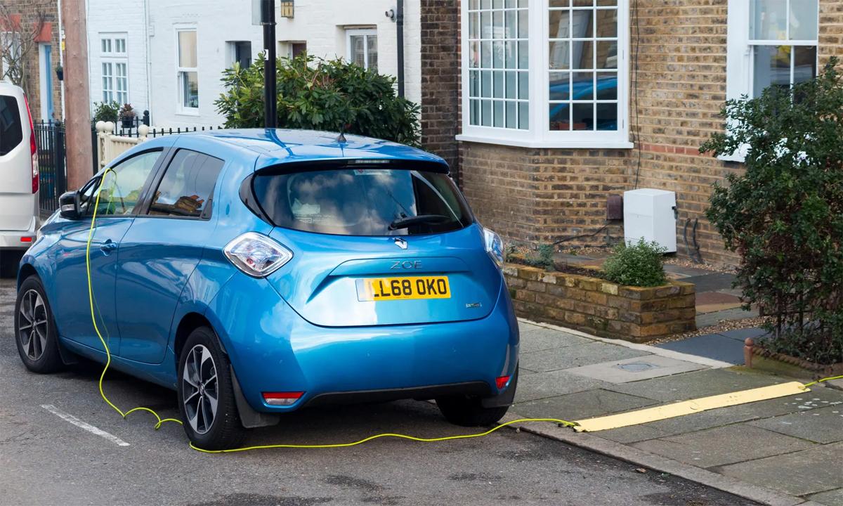 Trong một cuộc thăm dò ý kiến dành cho người sở hữu ôtô điện, 91% nói rằng không muốn quay lại dùng xe xăng. Ảnh: Alamy