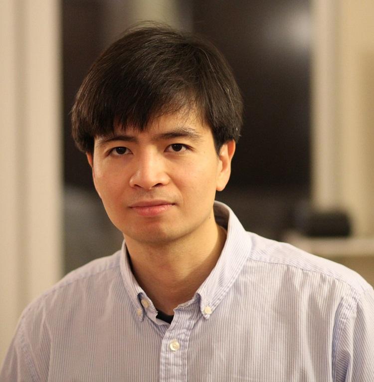 Nhờ miếng dán này, TS Nguyễn Đức Thành mong muốn đưa vaccine phổ cập toàn cầu. Ảnh: NVCC.