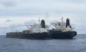 Indonesia bắt tàu dầu Iran