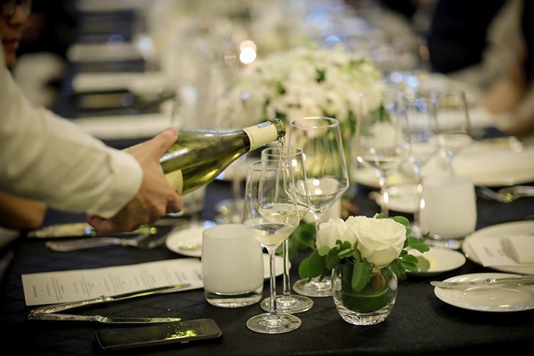 Ngày thứ hai của hành trình kết thúc bằng trải nghiệm ẩm thực cao cấp tại Đà Nẵng. Khách mời được thưởng thức bữa tối từ bếp trưởng Alexandre Colonna, người từng là bếp trưởng nhà hàng La Maison 1888 by Pierre Gagnaire.