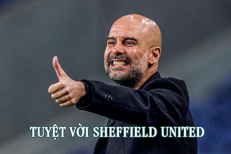 Sheffield United gạt giò hàng xóm của MC trong cuộc đua vô địch.
