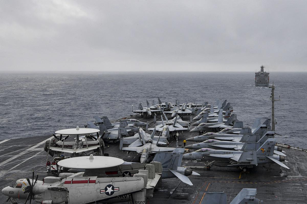 Thông điệp Biden gửi đến Trung Quốc ở Biển Đông