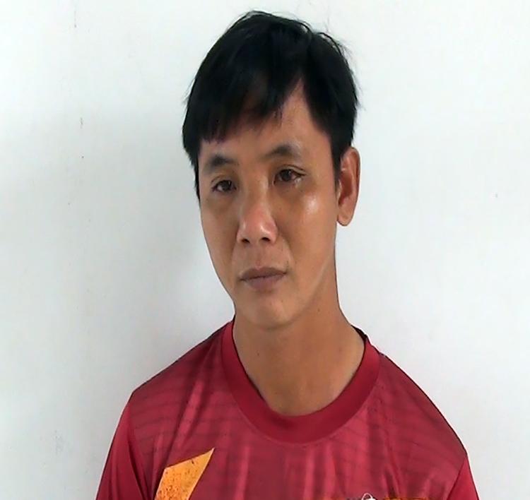 Huỳnh Trường Giang tại trại tạm giam. Ảnh: Lan Vy