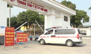 Hai bệnh viện dã chiến Hải Dương hoạt động