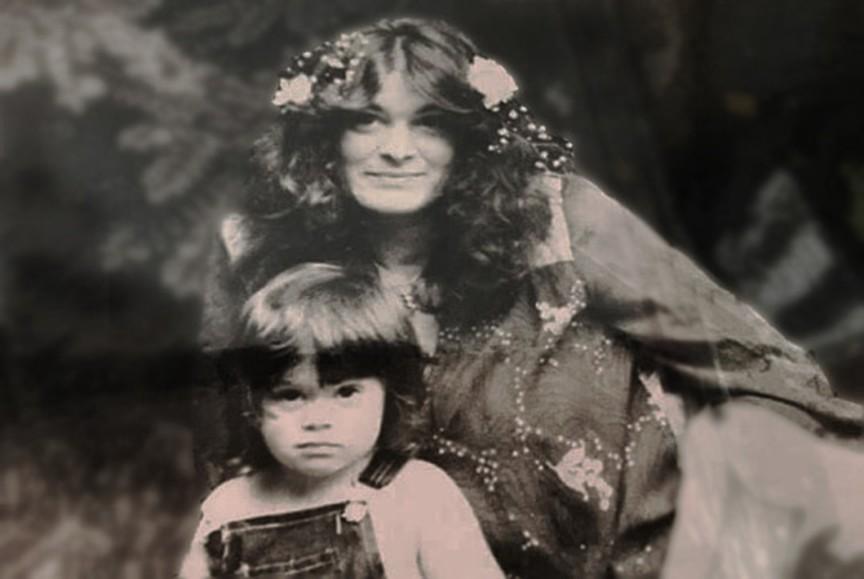 Dorothy cùng con trai. Ảnh: Findagrave.