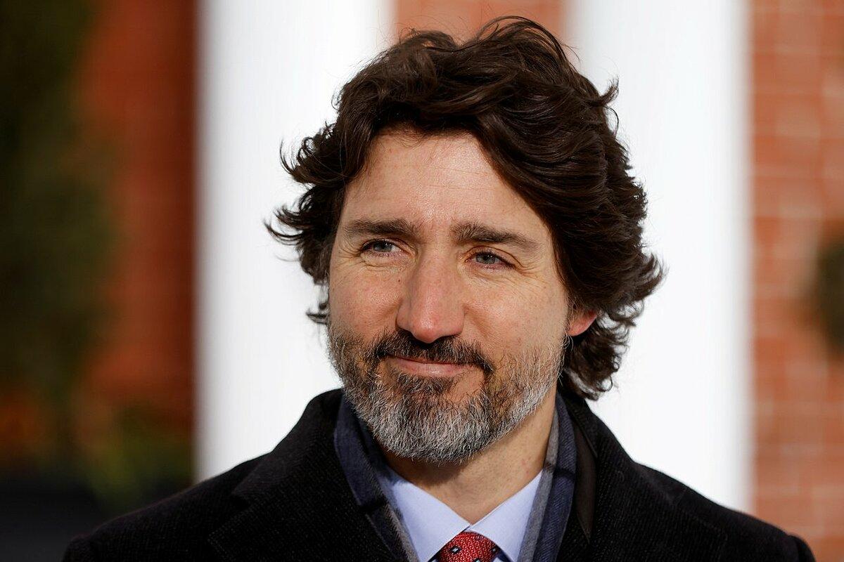 Thủ tướng Justin Trudeau tại cuộc họp báo ở thủ đô Ottawa, Ontario, Canada, hôm 19/1. Ảnh: Reuters.