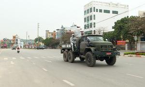 Thành phố Chí Linh sau 5 ngày phong tỏa