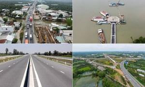 4 công trình giải quyết kẹt xe ở miền Tây dịp Tết