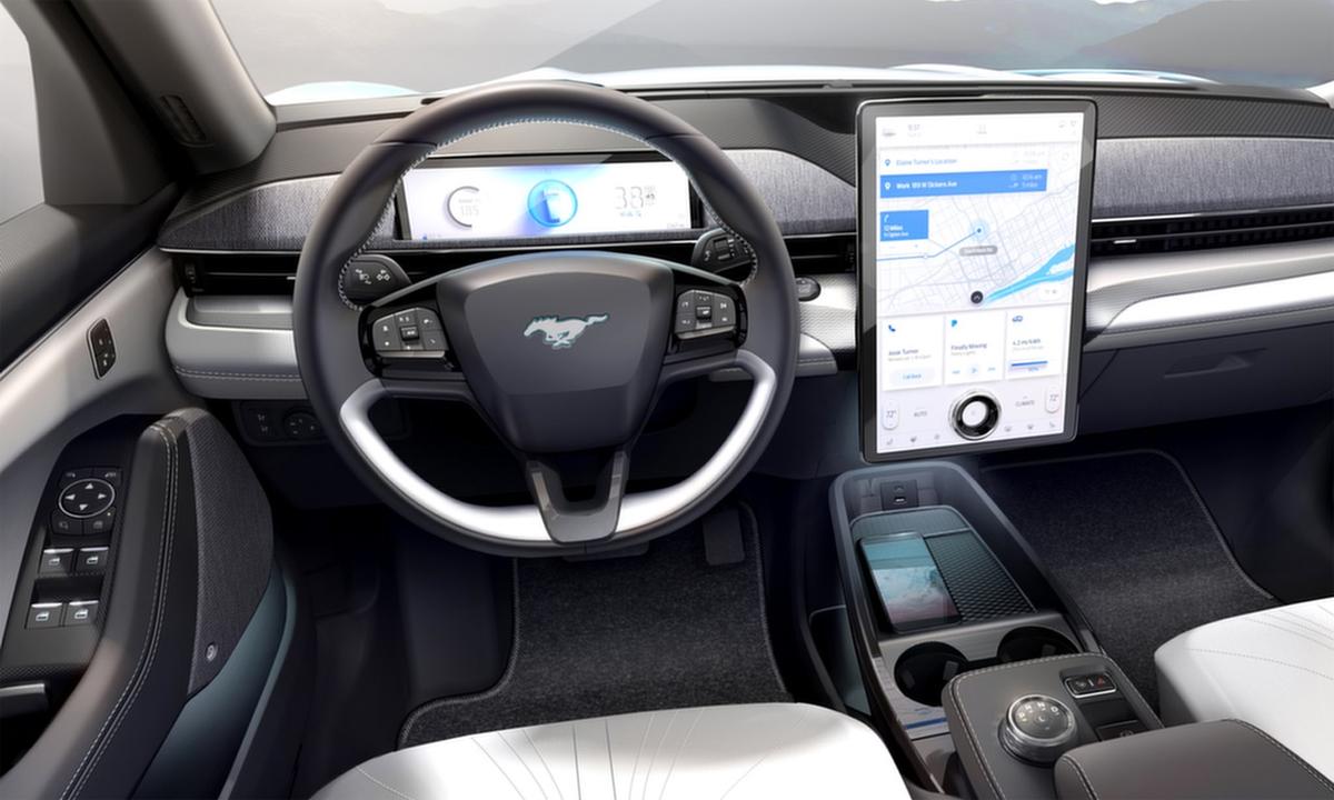 Hàng triệu xe Ford và thương hiệu con Lincoln sẽ tích hợp hệ thống thông tin giải trí hoạt động trên nền tảng Android. Ảnh: Ford