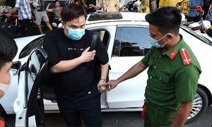 Tổ 363 bắt giữ tài xế tàng trữ ma túy