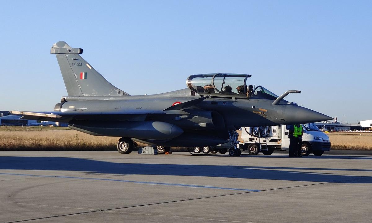 Tiêm kích Rafale chuẩn bị bàn giao cho Ấn Độ hồi năm 2020. Ảnh: Dassault.