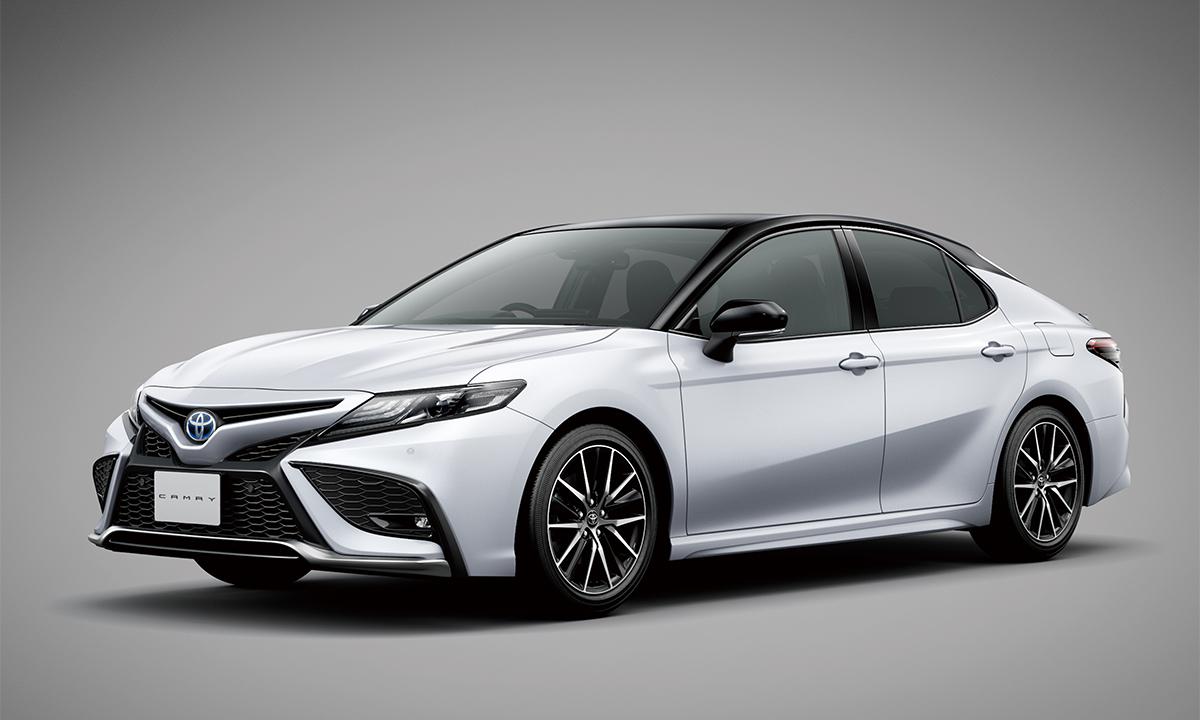 Camry 2021 bản thể thao. Ảnh: Toyota